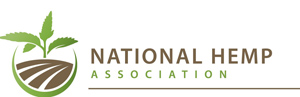 National Hemp Association banner